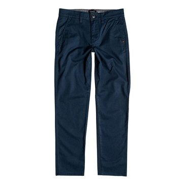 Quiksilver Big Boys' Everyday Union Pants, Navy