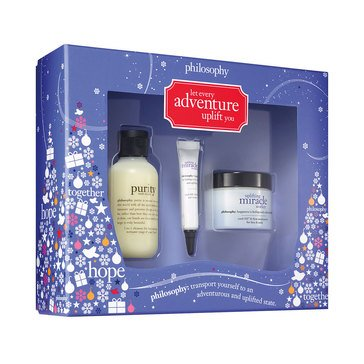 Uplifting Miracle Worker 3-Piece Holiday Skincare Set