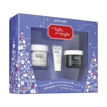 Renewed Hope In A Jar 3-Piece Holiday Skincare Set
