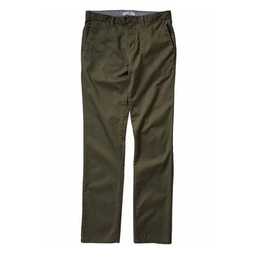 Billabong Big Boys' Carter Stretch Pants, Green