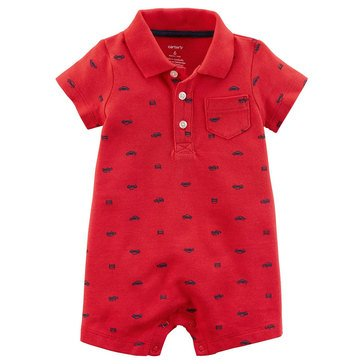 Carter's Baby Boys' Cars Romper