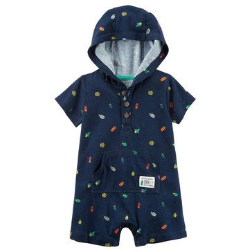 Carter's Baby Boys' Bug Romper