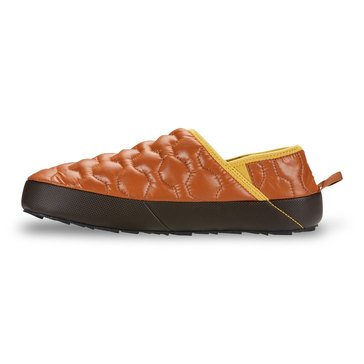 The North Face Men's Thermoball Traction Mule Brown/Gold