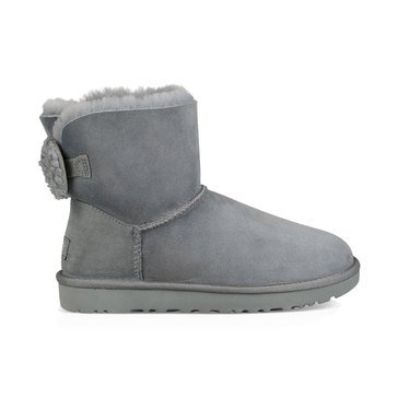 Ugg Arielle Back Bow Short Boot Geyser