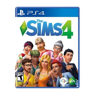 PS4 The Sims 4 11/17/17