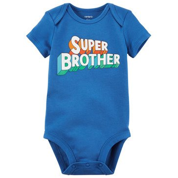 Carter's Baby Boys' Slogan Bodysuit