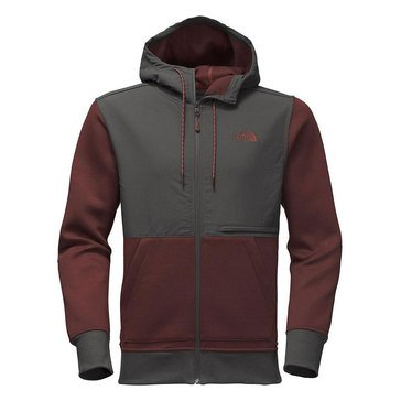 The North Face Blocked Thermal 3d Jacket Red