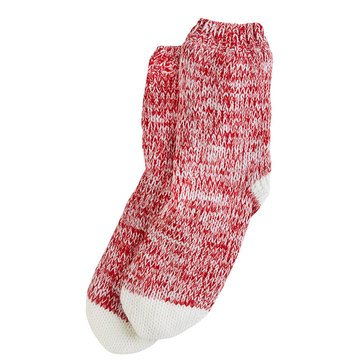 Hue Women's Marled Slipper Socks