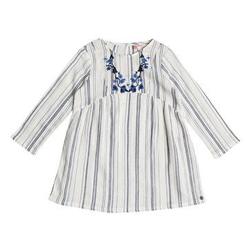 Roxy Little Girls' Moon Magic And You Woven Gauze Dress