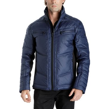 Michael Kors Men's Richmond Racer Puffer Jacket