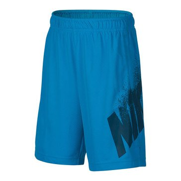 Nike Big Boy's Dry Shorts, Blue