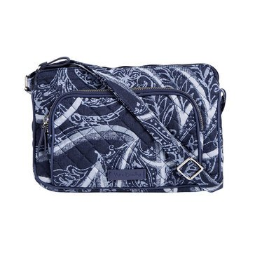 Vera Bradley Iconic Little Hipster Indio