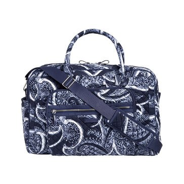 Vera Bradley Iconic Weekender Travel Bag Indio