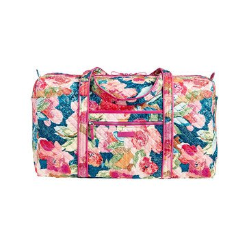 Vera Bradley Iconic Large Travel Duffel Superbloom