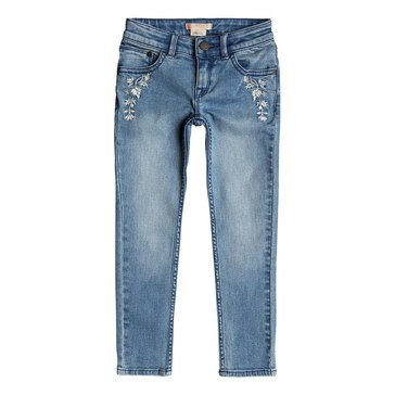 Roxy Little Girls' Blow Me Away Skinny Jean