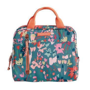Vera Bradley Lighten Up Lunch Cooler Superbloom Sketch