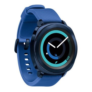 Samsung Gear Sport Smartwatch, Blue
