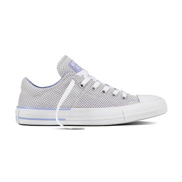 Converse Chuck Taylor All Star Madison Low Top Women's Sneaker -  White/ Mouse/ Twilight