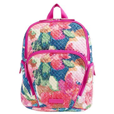 Vera Bradley Hadley Backpack Superbloom