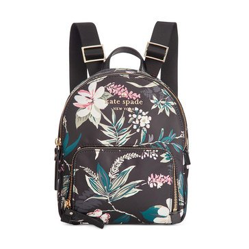 Kate Spade Watson Lane Botanical Small Hartley Backpack