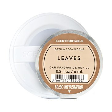 Bath & Body Works Scentportable Disc Refill - Leaves