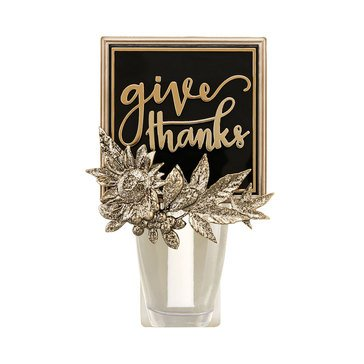 Bath & Body Works Wallflowers Heater Plug - Give Thanks Shield