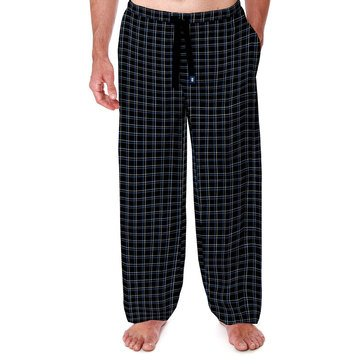 Izod Men's Printed Knit Pants