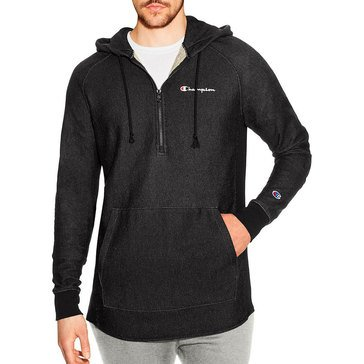 Champion Men's Life Reverse Front Pullover Hooded Jacket