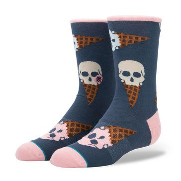 Stance Toddler Boys' Cone Head Socks