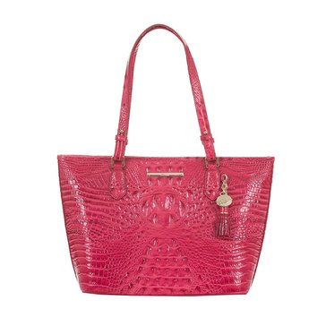 Brahmin Medium Asher Tote Ribbon Melbourne