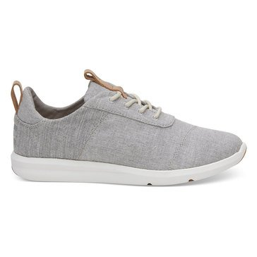 Toms Cabrillo Lace Up - Chambray Mix