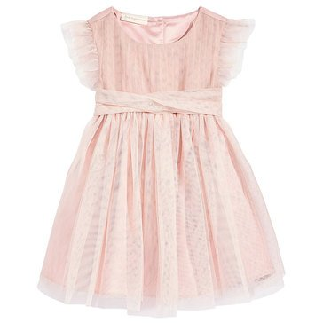First Impressions Baby Girls' Tulle Dress Set