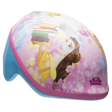 Bell Princess Toddler Girls 3+ Helmet - Pink with Glitter