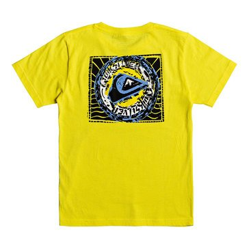 Quiksilver Little Boys' Elevens Tee, Buttercup