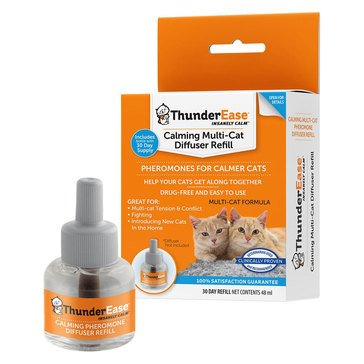ThunderEase Calming Refill for Multi-Cat Diffuser