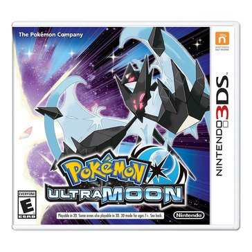 3DS Pokemon Ultra Moon 11/17/17