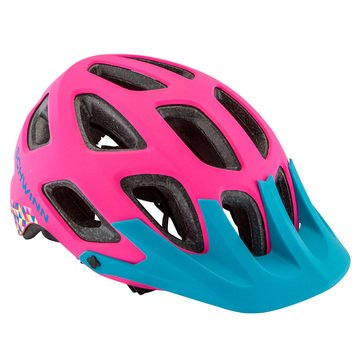 Schwinn Excursion Youth Helmet - Pink Black