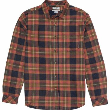 Billabong Big Boys; Freemont Flannel, Navy