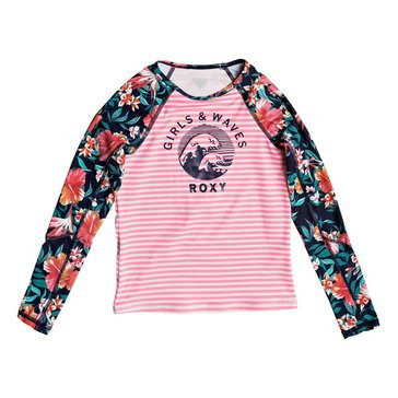 Roxy Big Girls' Waves Rashguard