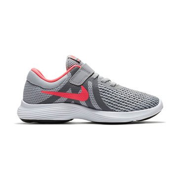 Nike Girls Revolution 4 Running Shoe (Little Kid)
