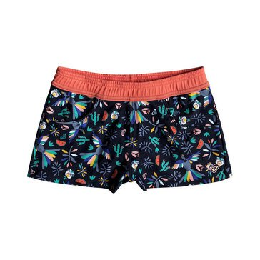 Roxy Little Girls' Birdy Corolle Boardshort