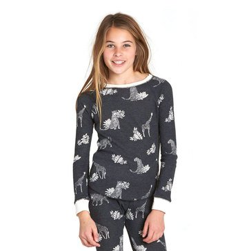 Billabong Big Girls' Stood Still Thermal Top