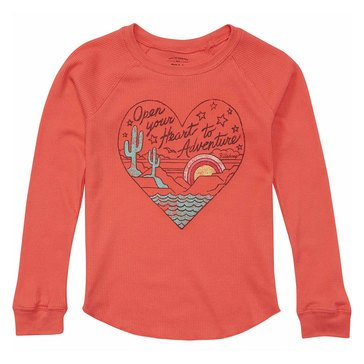Billabong Big Girls' Open To Adventure Tee