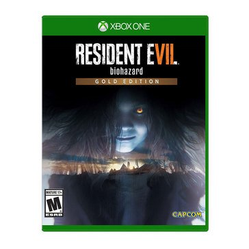 XBox One Resident Evil 7 biohazard Gold Edition