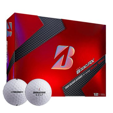Bridgestone Golf B330RX Golf Balls, 12-Pack