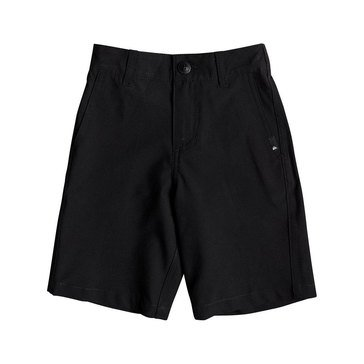 Quiksilver Little Boys' Union Amphibian Short, Black
