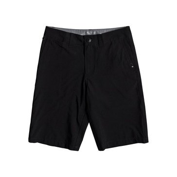 Quiksilver Big Boys' Union Amphibian Short, Black