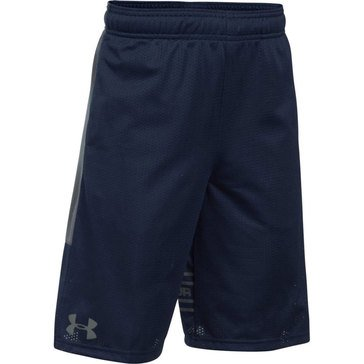 Under Armour Big Boys' Train to Game Short, Navy