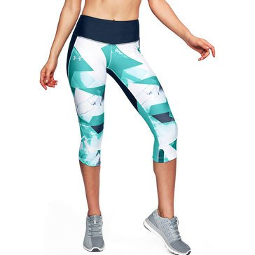Under Armour Women's Armour Fly Fast Printed Capri