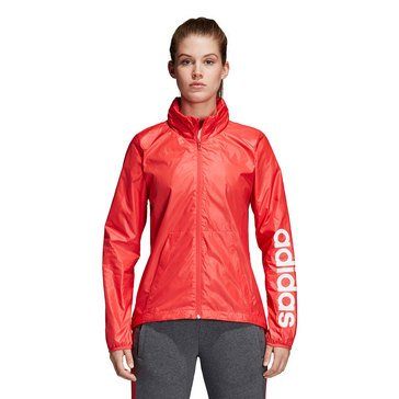 Addias Women's Linear Windbreaker